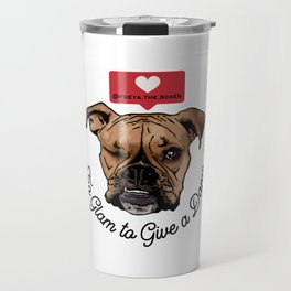 Too Glam Travel Mug