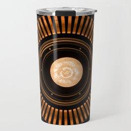 Cray light Travel Mug
