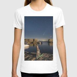 Comet at Lanes cove T-shirt