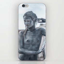 Bodypainting iPhone Skin