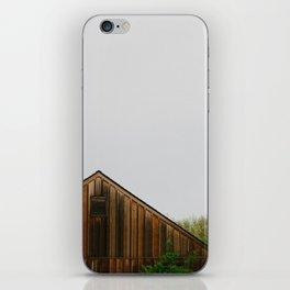 Cabin Season iPhone Skin
