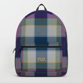 FL Tartan Backpack