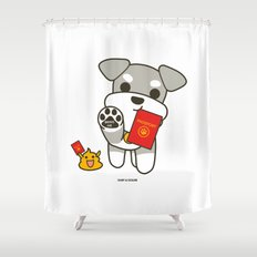 Bring Me With You! Shower Curtain