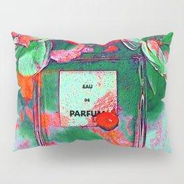 Parfum Flowers Pillow Sham