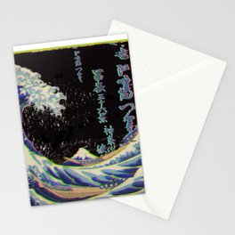 The Great Vaporwave Stationery Cards