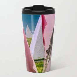Crossing Over Travel Mug