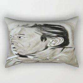 Serge Gainsbourg Rectangular Pillow