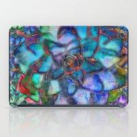 succulent iPad Cases featuring Succulent by Klara Acel