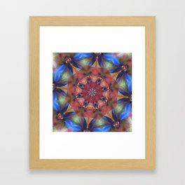The Colour Of Your Dreams Framed Art Print