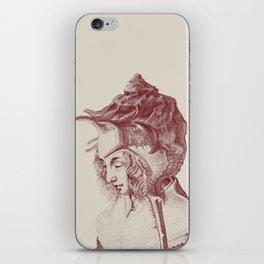 Haute Coiffure  /#7 iPhone Skin