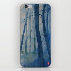 Nel bosco iPhone & iPod Skin