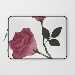 Mystical Maroon Rose Laptop Sleeve