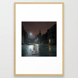 West Lanvale Framed Art Print