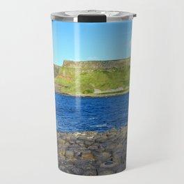 Gigant's Causeway. Antrim Coast. Northern Ireland Travel Mug