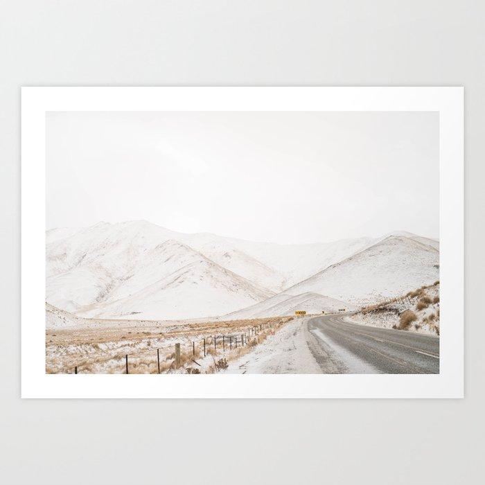 The Road Series V Kunstdrucke