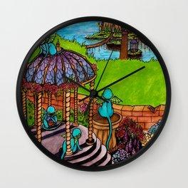 Monkey Island Wall Clock