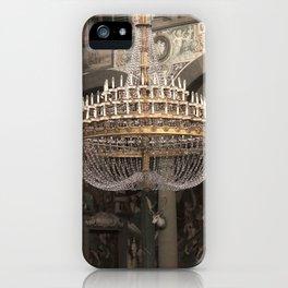 The Ballroom - Florence - Tuscany iPhone Case