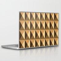 copper Laptop & iPad Skins featuring Copper by Fernanda Fattu