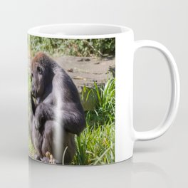 an sitting gorilla Coffee Mug