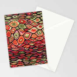 70s psychedelic Stationery Cards