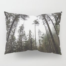 Pacific Northwest Forest Pillow Sham