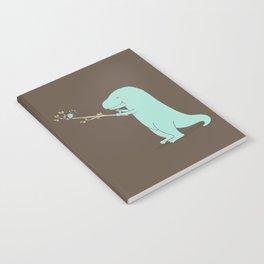 Selfie T-Rex Notebook