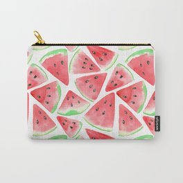 Watermelon slices pattern Carry-All Pouch