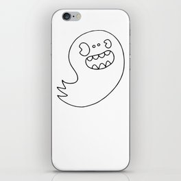 Ghost Boy iPhone Skin