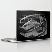 cage Laptop & iPad Skins featuring Window/Cage by Paul Kimble