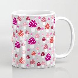 Mushroom pattern Coffee Mug