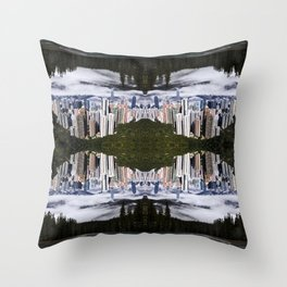 HOME TO HONG KONG Throw Pillow