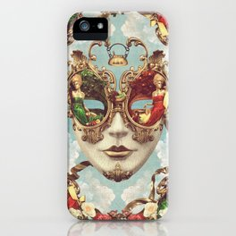 Floral Opulence iPhone Case