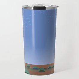 Twilight in the Desert Travel Mug