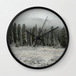 93 North Wall Clock