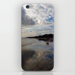 Beach and Sky - Greg Katz iPhone Skin