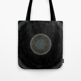 black hole Tote Bag