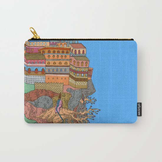 Cliff City Wizards Carry-All Pouch