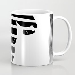 WAITING HORSE Coffee Mug