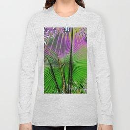 palm leaf design Long Sleeve T-shirt