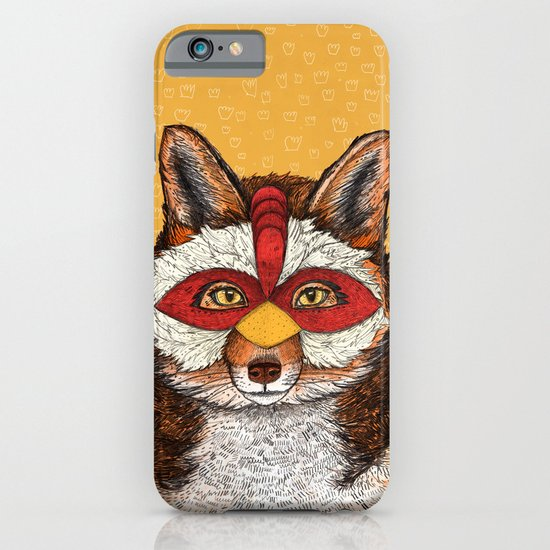 ChickenFox iPhone & iPod Case