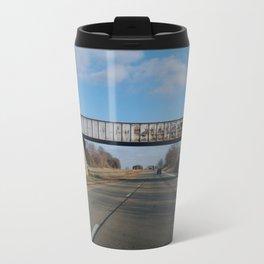 Railway Bridge Travel Mug
