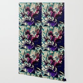 Floral Odyssey Wallpaper
