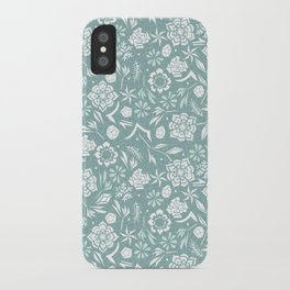 Frozen garden iPhone Case