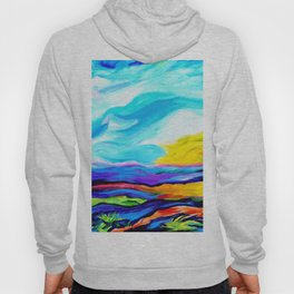 Colorful Journey Hoody