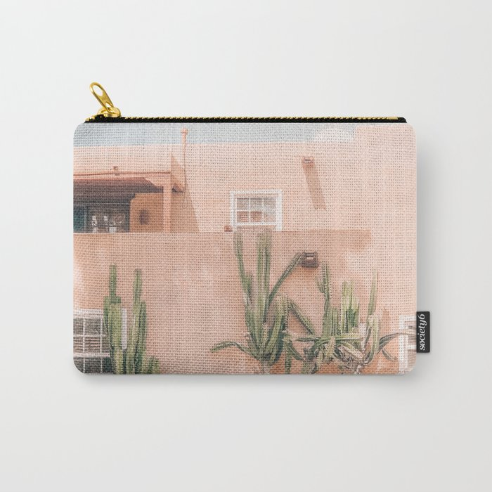 Vintage Los Angeles Carry-All Pouch