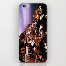 Positano: Amalfi Coast, Italy iPhone & iPod Skin