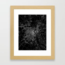 Bordeaux  Framed Art Print