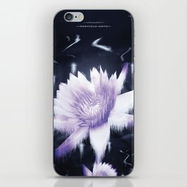 Particle Arts iPhone Skin