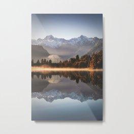 Floating World Metal Print