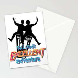 Excellent Dudes! Stationery Cards